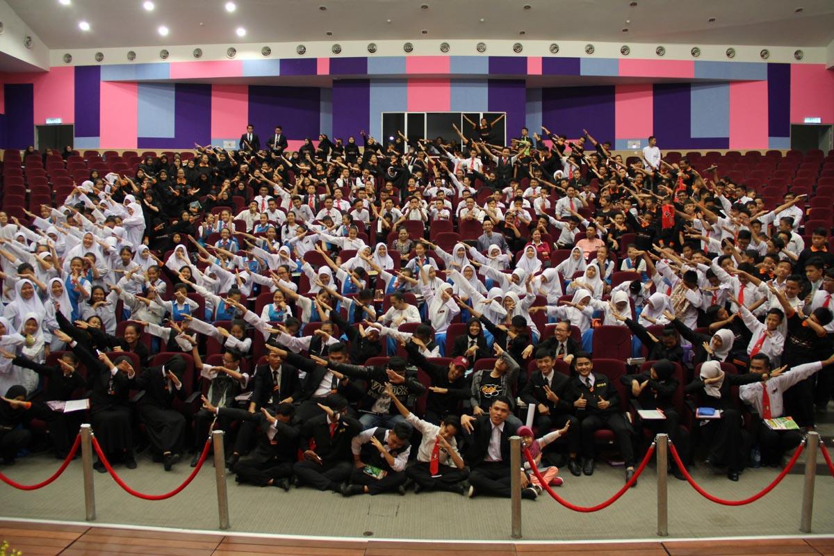 Sekolah Seni Malaysia Sarawak Kuching Sarawak Malaysia Perokok N